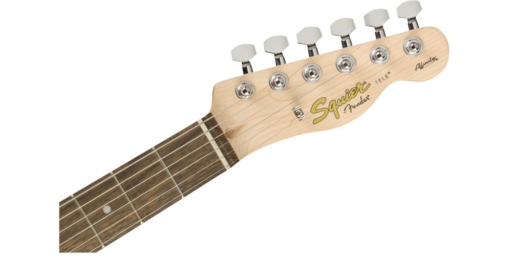 Fender Squier Affinity Telecaster LRL Orange mastil