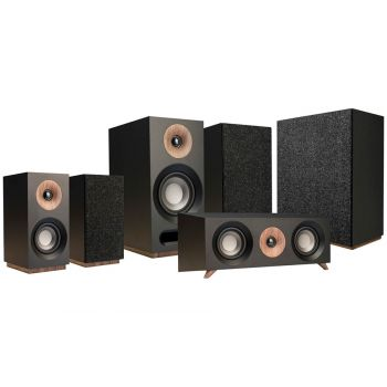 Jamo S803 HCS Black+S808 SUB Black Conjunto altavoces Home Cinema