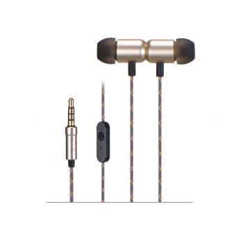 Fonestar X4-D auriculares in ear con micrófono