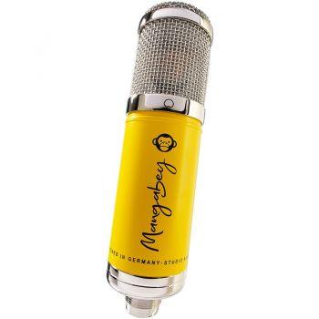Monkey Banana Mangabey Yellow microfono de condensador