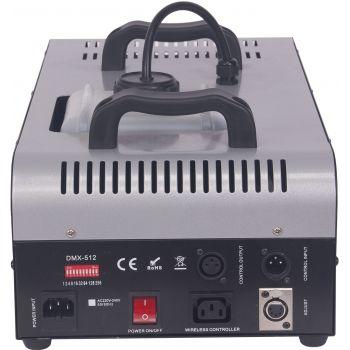 AFX Light FOG 1500W-T Maquina de Humo de 1500w con DMX