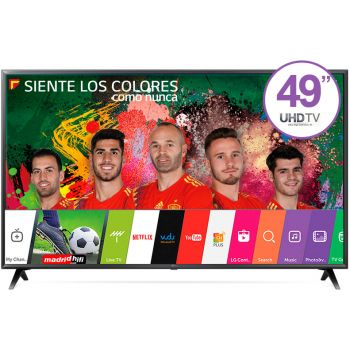 LG 49UK6300 PLB Tv LED 4K UHD 49