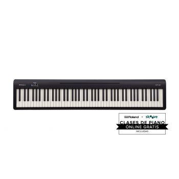 Roland FP10 Piano Digital .Negro
