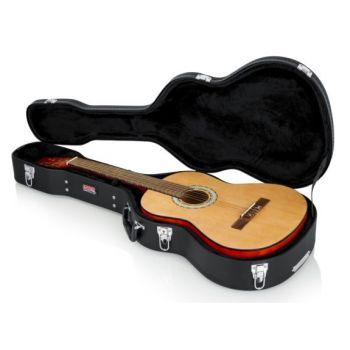 Gator GWE-CLASSIC Estuche de Guitarra Clasica / Madera