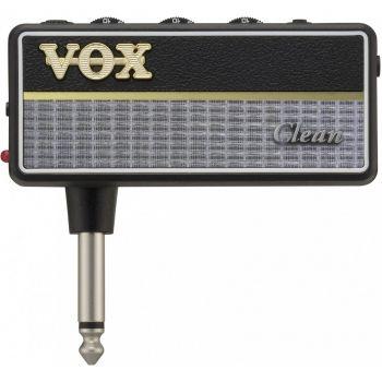 Vox AMPLUG 2 CLEAN Amplificador de auriculares para guitarra eléctrica