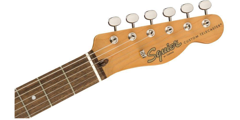 fender squier classic vibe 60s custom telecaster lrl 3ts mastil