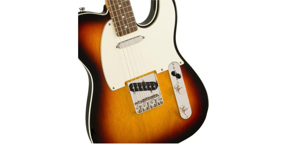fender squier classic vibe 60s custom telecaster lrl 3ts pastilla