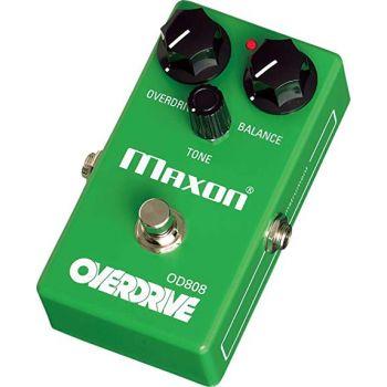 Maxon OD-808 Pedal Efectos Overdrive Pedal Efectos Guitarra