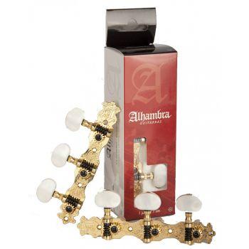 Alhambra Guitarras CLAVIJERO Nº 2 Dorado para guitarra Clásica
