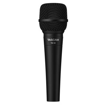 Tascam TM-82 Micrófono Dinámico