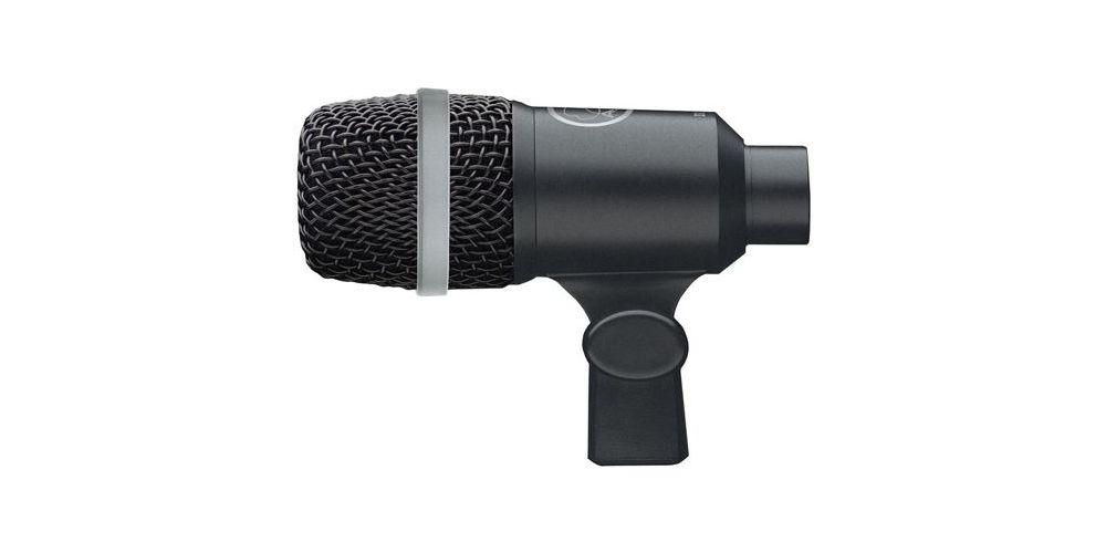 AKG D-40 Microfono Instrumentos con Pinza H-440 . AKG D40