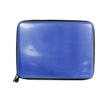 WOXTER Maletin Netbook Azul Hard Top 100 Blue