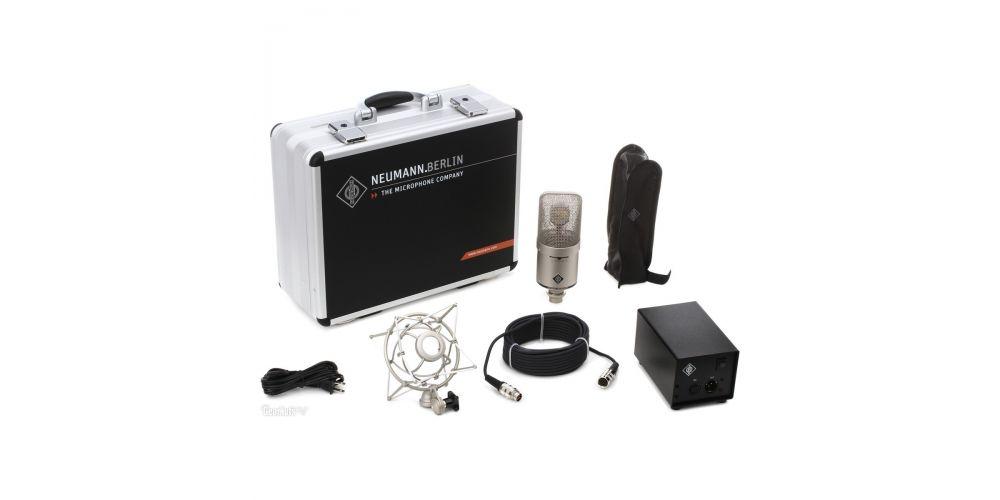 neumann m 149 tube microfono
