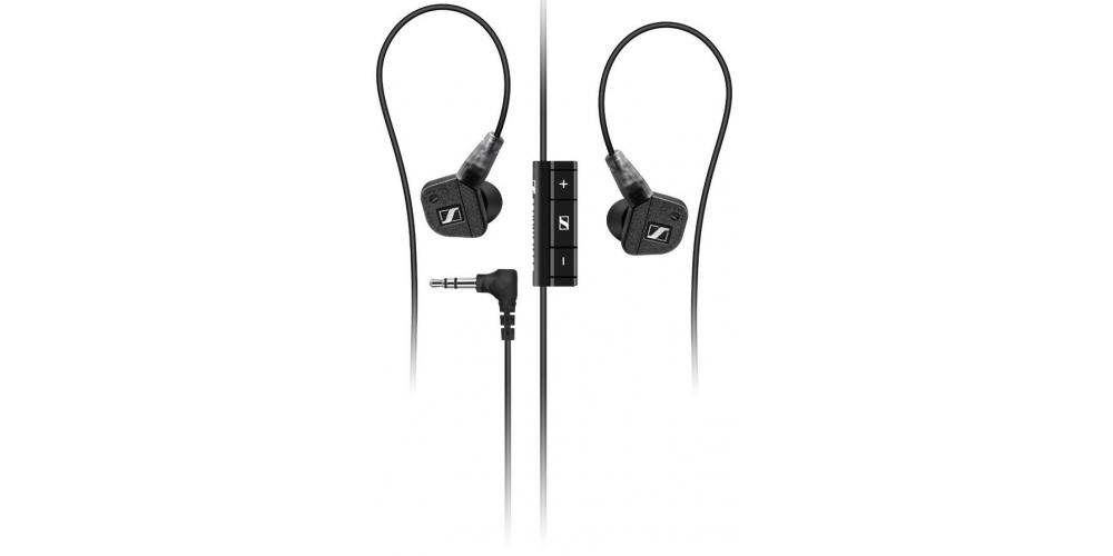 Sennheiser IE8i Auriculares Botón auricular escenario png