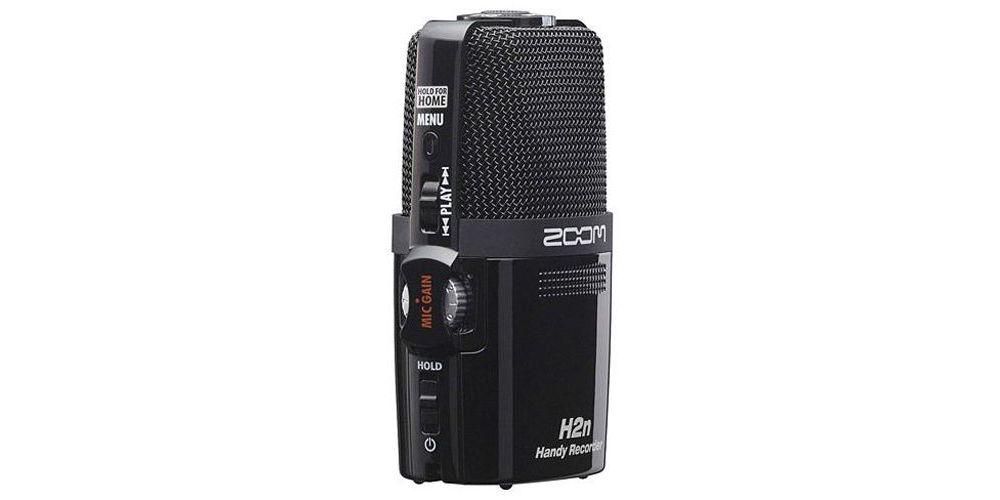 ZOOM H2N Grabador Digital  Portatil H-2N
