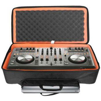 UDG U9104BL/OR Ultimate Midi Controller. Bolsa Mochila para grandes Controladores DJ