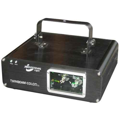 JBSYSTEMS TWIN BEAM Laser Doble haz REF: 4218 B-STOCK