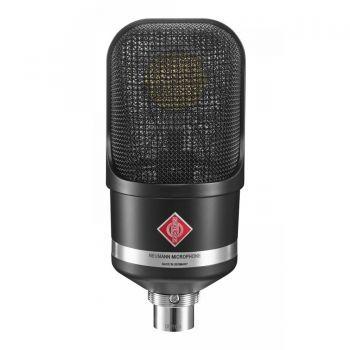 NEUMANN TLM-107 BK Micrófono Multipatrón de Condensador Negro