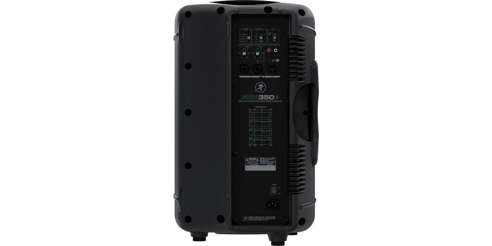 MACKIE SRM 350 V3 Altavoz BI-Amplificado 2 Vias 10