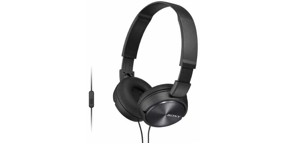MDR ZX310AP B auriculares sony con micro