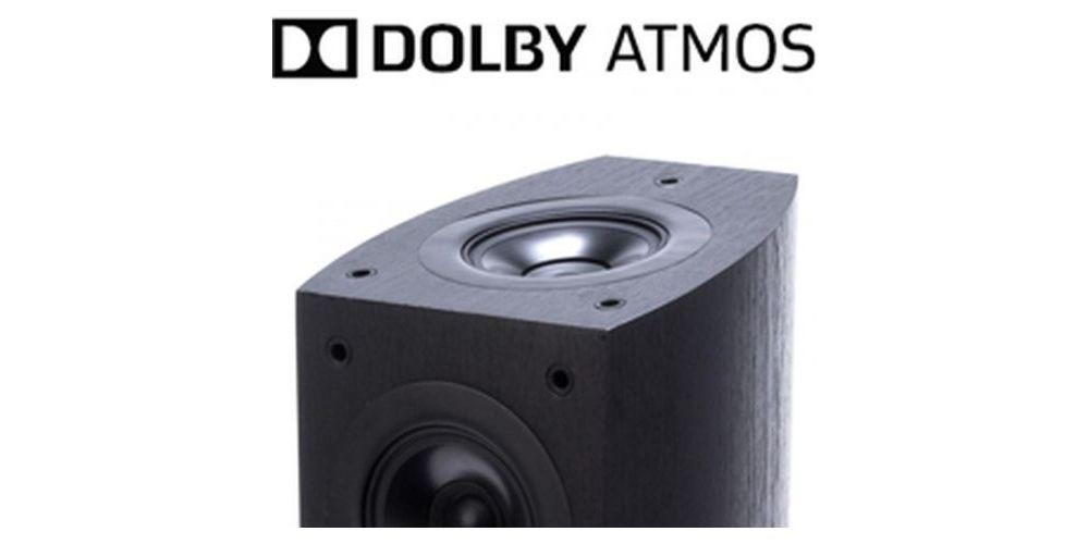 pioneer dolbyatmos sfs73a altavoces pie par detalle altavoces