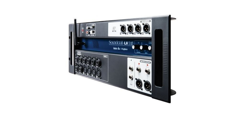 SOUNDCRAFT UI16 Mezclador 16 Canales