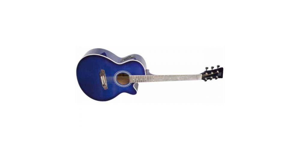 OQAN QGA41CE BL Guitarra Electroacústica
