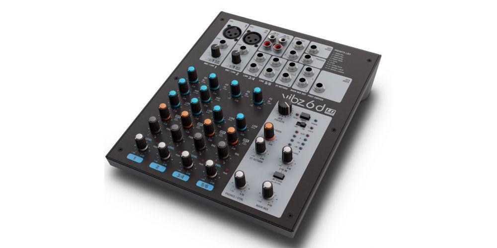 comprar mesa directo ld systems VIBZ6D