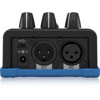 TC Helicon VoiceTone C1 Doubling, Pedal procesador de efectos vocales