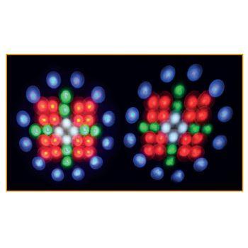 IBIZA LIGHT NIGHT LIGHT 3 Efectos espectaculares