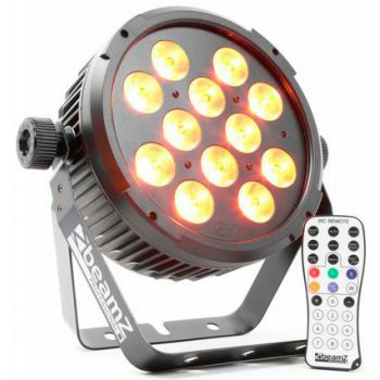 Beamz BT300 Foco plano PAR LED 12x 12W 151310