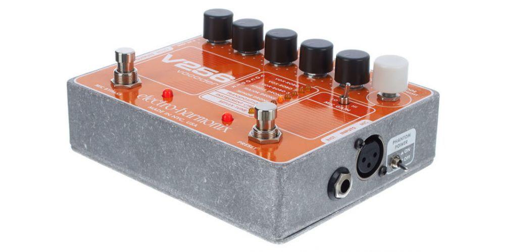 electro harmonix xo v256 vocoder 4
