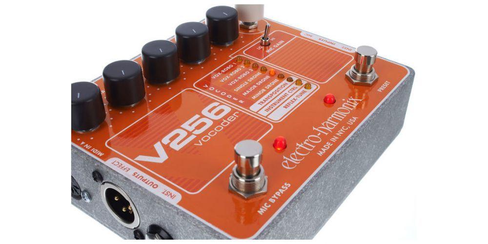 electro harmonix xo v256 vocoder 5