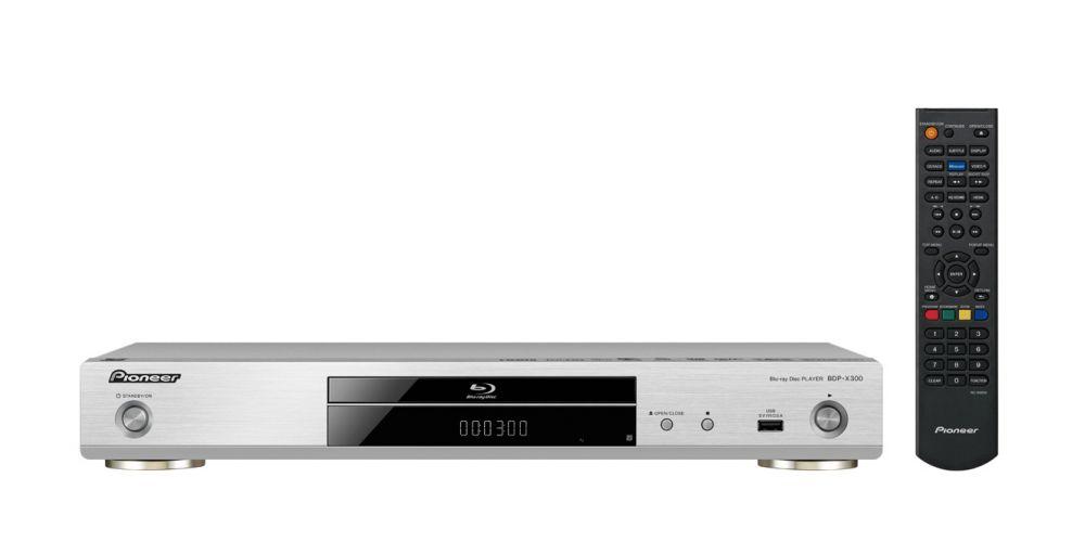 Pioneer BDPX300 Silver