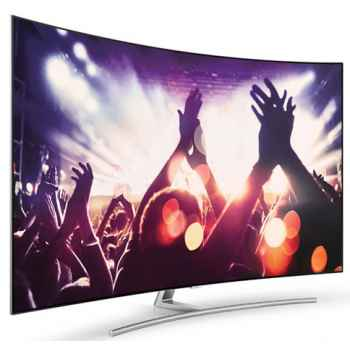 "SAMSUNG TV Curva QE49Q7C QLED 49"" Smart Tv"