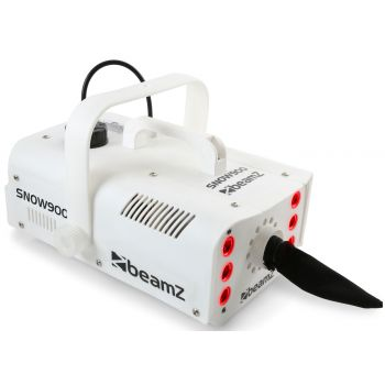 Beamz SNOW 900 LED Maquina de nieve con 6 LEDs 160555