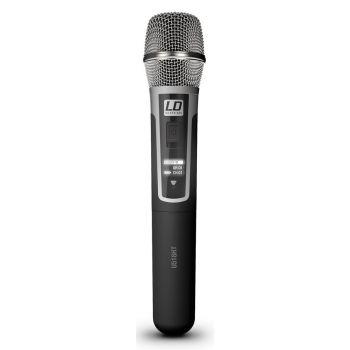 LD Systems U518 MC Micrófono de Mano de Condensador