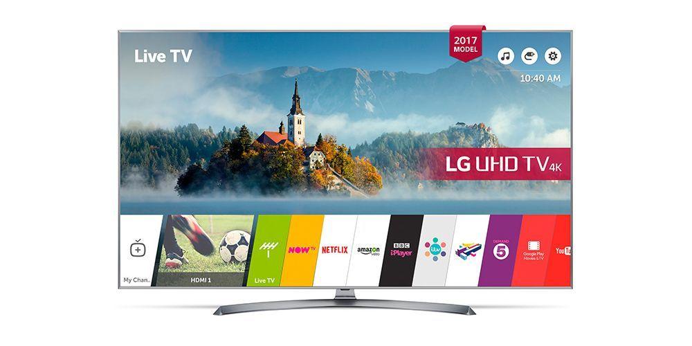 Resultado de imagen de TV 55'' LG 55UJ750V