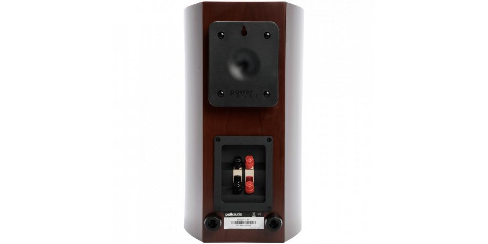 polk audio rtia3 conexiones bass reflex. cherry