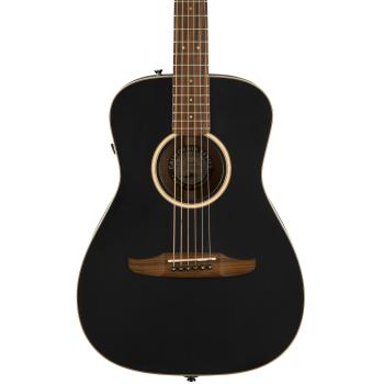 Fender Malibu Special Matte Black + Funda