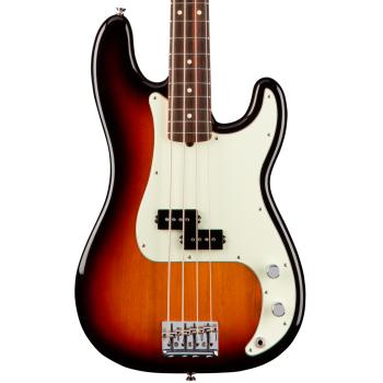 Fender American Pro Precision Bass RW 3TS Bajo Eléctrico