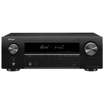 DENON AVR-X550 BT Receptor Audio/ Video Home Cinema AVRX550BT