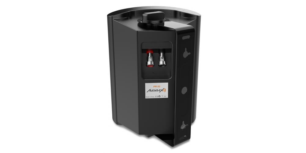 audibax picolo PR 52 altavoces 100W soporte trasera