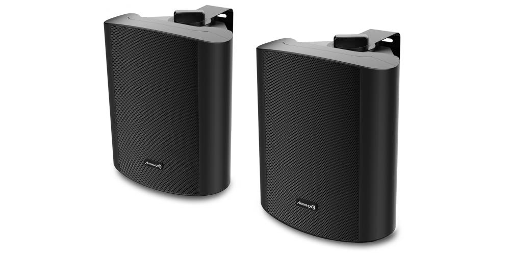 audibax picolo PR 52 altavoces 100W soporte
