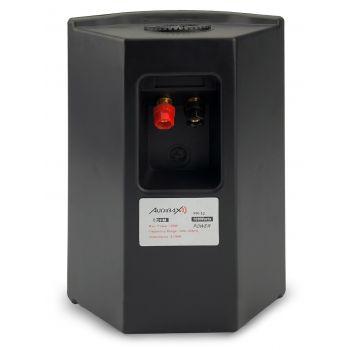 Audibax Pícolo PR-52 BLACK Pareja Altavoces 100W Stereo con Soporte