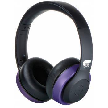 OT HARMONY-P Fonestar Auriculares Bluetooth Negro / Morado