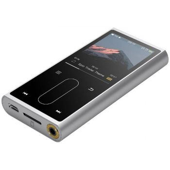 FIIO M3K Silver  Reproductor Alta resolucion Hi-Res Hasta 2Tb, USB DAC, APE, FLAC,