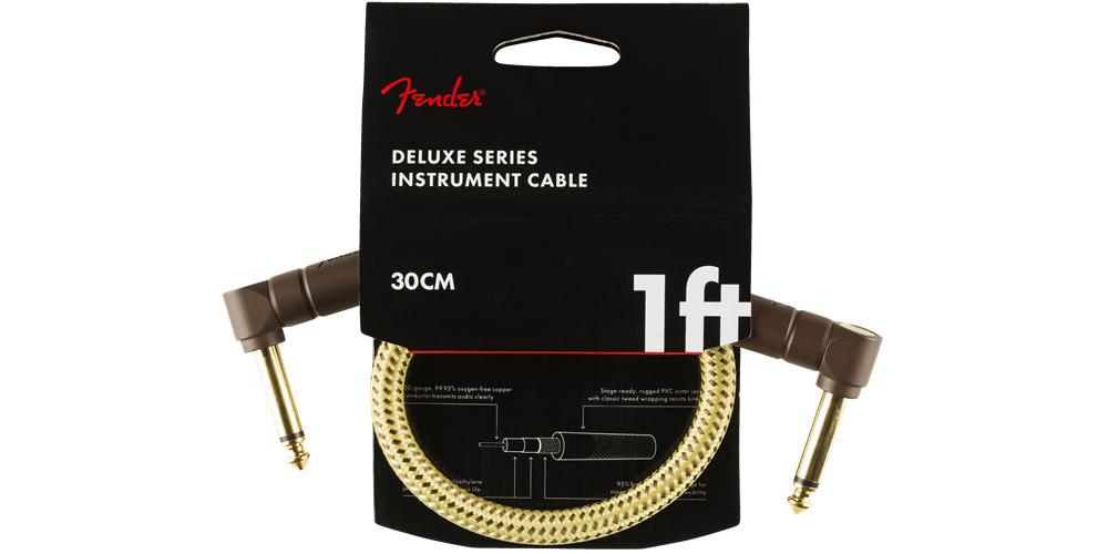 fender deluxe 30cm tweed natural conector