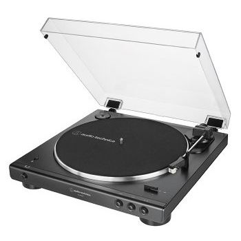 Audio Technica AT-LP60XBT BK Giradiscos Bluetooth Automático Inalámbrico