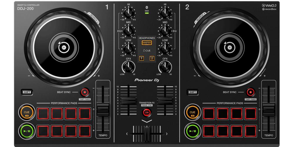 comprar controlador dj PIONEER dj DDJ 200